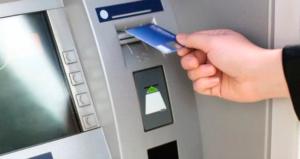 saque do cartão de crédito consignado