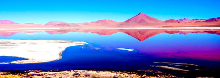 San Pedro e o Deserto do Atacama
